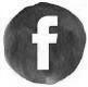 facebook logo mono