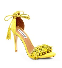 Steve Madden Sassey in Yellow Suede3