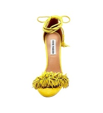 Steve Madden Sassey in Yellow Suede4