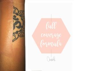 full coverage formula