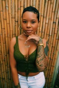 Woman Tattoo Sleeve