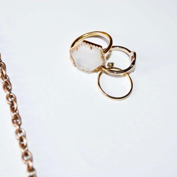 Diasehs Olivia & Grace Ring